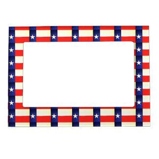 Marco de la bandera de Tejas