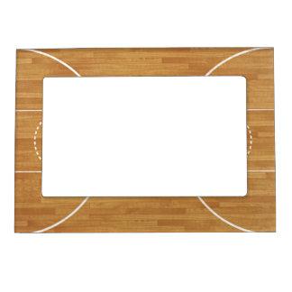Marco magnético de la cancha de básquet 5x7