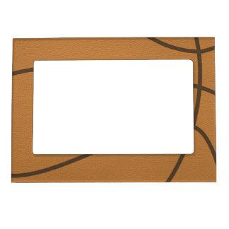 Marco magnético del baloncesto 5x7 marcos magneticos