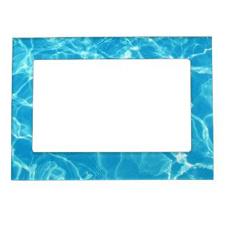 Marco Magnético El nadar en la piscina