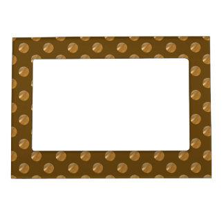 Marco Magnético Puntos de oro de la polca