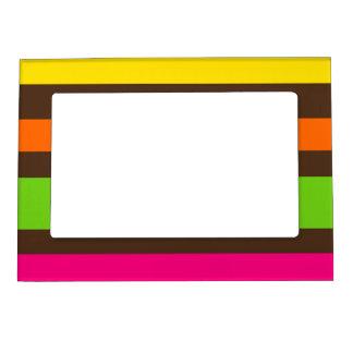 Marco Para Fotos Magnético Colores
