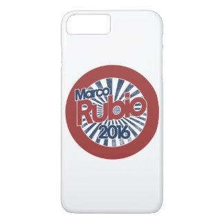 Marco Rubio 2016 Funda iPhone 7 Plus