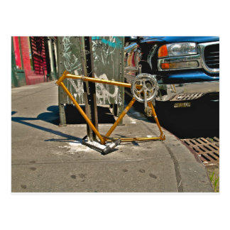 Marco-SOHO NYC de la bicicleta Postal