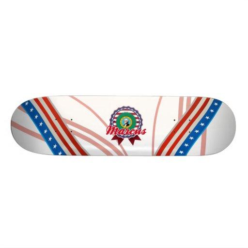Marco, WA Tabla De Skate