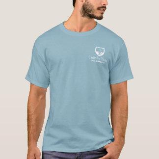 Marea para la camiseta del trabajo de los