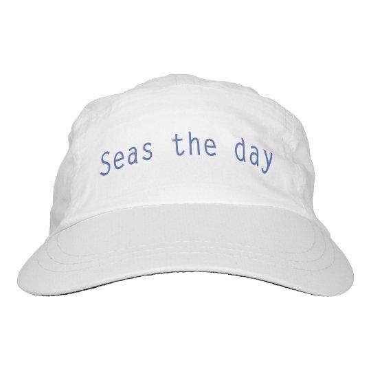 Mares el casquillo del día gorra de alto rendimiento