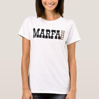 Marfa Tejas Camiseta