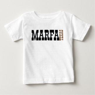 Marfa Tejas Camiseta De Bebé