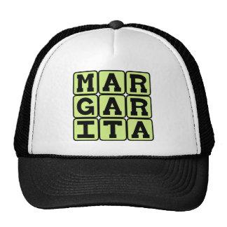 Margarita bebida mezclada del Tequila Gorras De Camionero