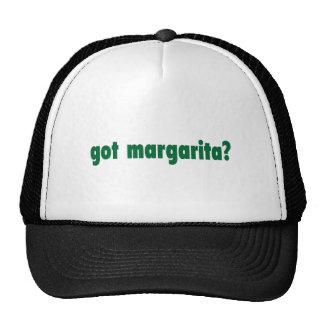 margarita conseguido gorra