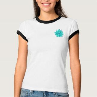margarita de la aguamarina camiseta