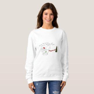 margarita la camiseta del navidad de las señoras