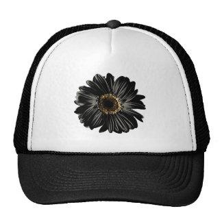 Margarita negra gorra
