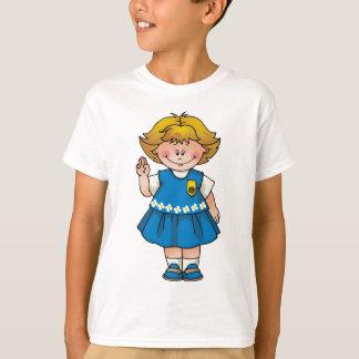 Margarita rubia camiseta
