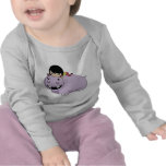 Margarita y galleta el hipopótamo camisetas