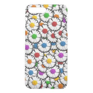 Margaritas coloridas funda para iPhone 7 plus