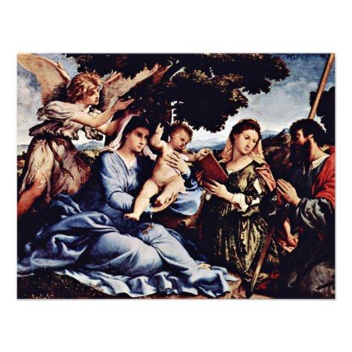Maria y St. Catherine de Alexandría San Jaime D. Comunicado Personal