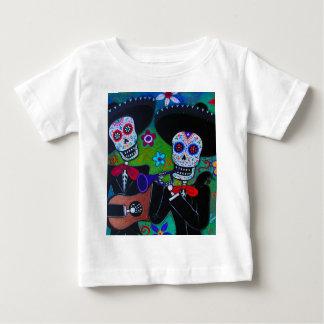 Mariachi de los amigos del DOS Camisetas