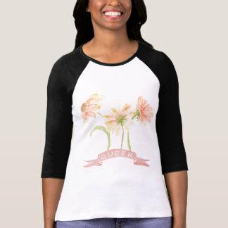 Maricón como camisa de la feminista de las flores