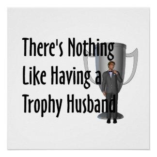 Marido del trofeo de la CAMISETA
