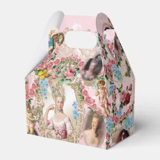 Marie Antoinette  Rose of Versailles Favor Box ga Caja Para Regalos
