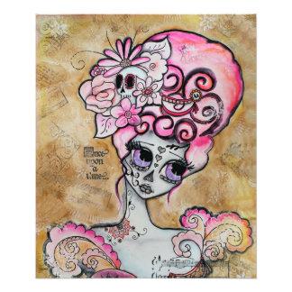 Marie Antonieta, Dia de los Muertos Fotografias
