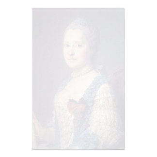Marie Josephe de Sajonia por el viaje de Mauricio  Papeleria Personalizada