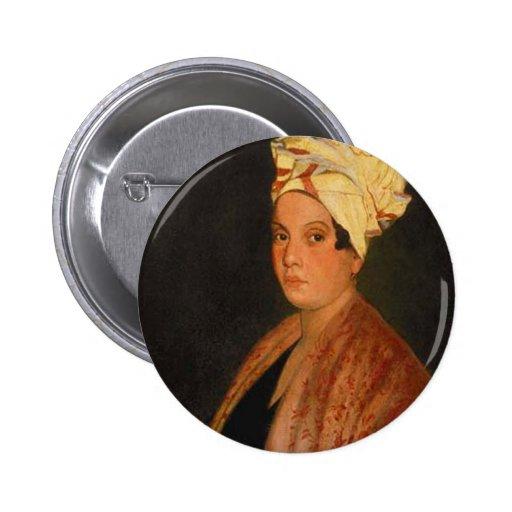 Marie Laveau: La reina del vudú Pins
