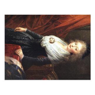Marie-Thérèse de la postal de Francia