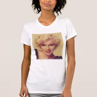 Marilyn en negro camiseta