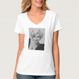 Marilyn la mirada camiseta