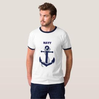 Marina de guerra camiseta