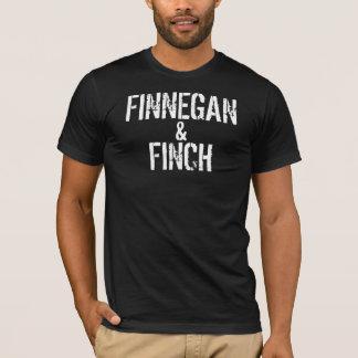 Marina de guerra de la camiseta de Finnegan y del
