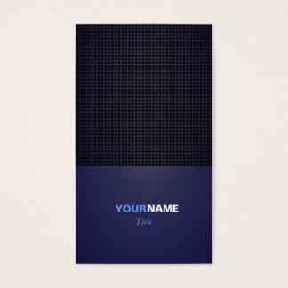 Marina de guerra tarjeta de negocios