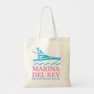 Marina Del Ray Bolsa Tela Barata
