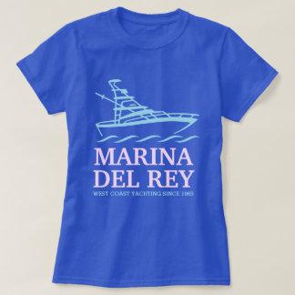 Marina Del Ray Camiseta