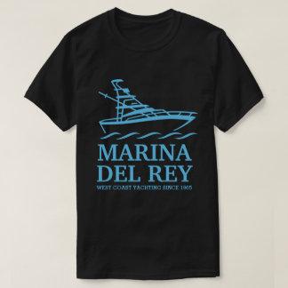 Marina Del Ray Camisetas