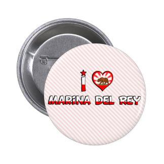 Marina Del Rey, CA Pin