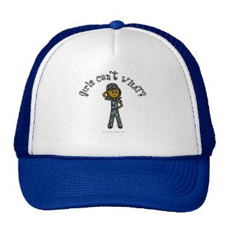 Marinera azul marino gorras