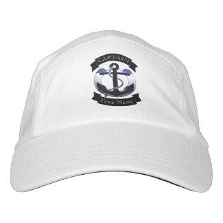 Marinero del capitán de mar personalizado gorra de alto rendimiento