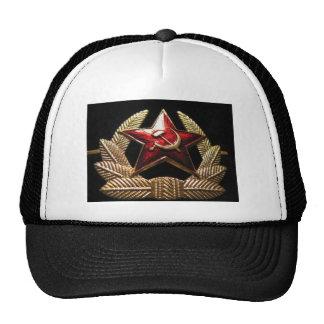 marinero ruso del oficial del cccp gorras de camionero
