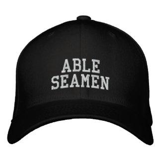 Marineros capaces gorra de beisbol bordada