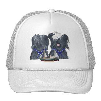 Marineros de Skye Terrier Gorra