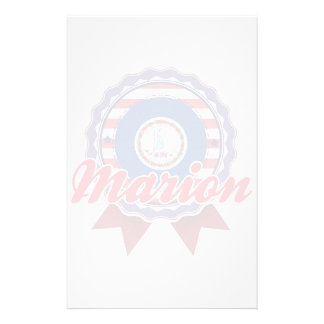 Marion, VA Papeleria De Diseño