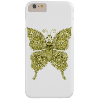 Mariposa 4 funda barely there iPhone 6 plus