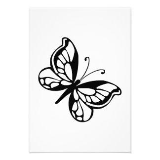 Mariposa Anuncio