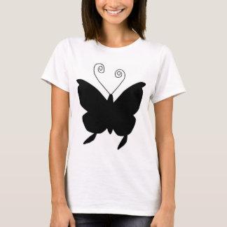 Mariposa de la diva camiseta