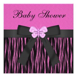 Mariposa de la fiesta de bienvenida al bebé y esta anuncios personalizados