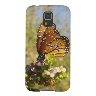 mariposa de monarca del desierto de Arizona Funda Para Galaxy S5